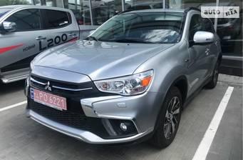 Mitsubishi ASX 2.0 CVT (150 л.с.) 2018