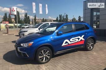 Mitsubishi ASX 2.0 CVT (150 л.с.) 2019