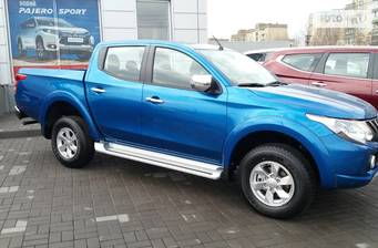 Mitsubishi L 200 New 2.4D AT (154 л.с.)  2017