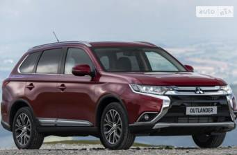 Mitsubishi Outlander PHEV 2.0i AT (221 л.с.) Hybrid 4WD 2017