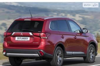 Mitsubishi Outlander 2.4 CVT (167 л.с.) 4WD 2019
