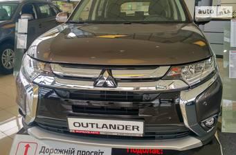 Mitsubishi Outlander 2.4 CVT (167 л.с.) 4WD  2017