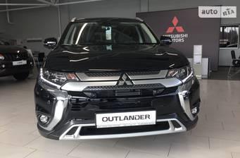 Mitsubishi Outlander 2.4 CVT (167 л.с.) 4WD 2018
