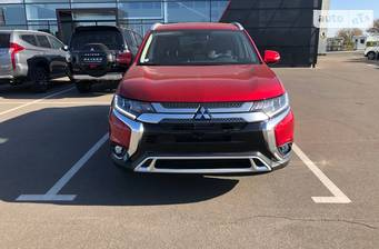 Mitsubishi Outlander 2.4 CVT (167 л.с.) 4WD 7s 2019