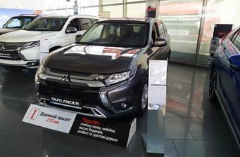 Mitsubishi Outlander 2.0 CVT (145 л.с.) 4WD 2019
