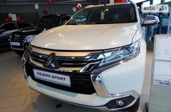 Mitsubishi Pajero Sport 2.4TD МТ (181 л.с.) 2018