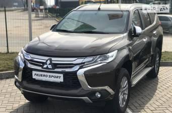 Mitsubishi Pajero Sport 2.4TD МТ (181 л.с.) 2019