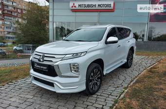Mitsubishi Pajero Sport 2.4 DI-D AТ (181 л.с.) Super Select 4WD-II 2020