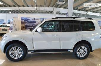 Mitsubishi Pajero Wagon 3.0 AT (174 л.с.) 2018