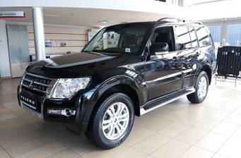 Mitsubishi Pajero Wagon 3.0 AT (174 л.с.) 2019