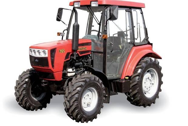 МТЗ 622 Беларус 1 покоління Трактор