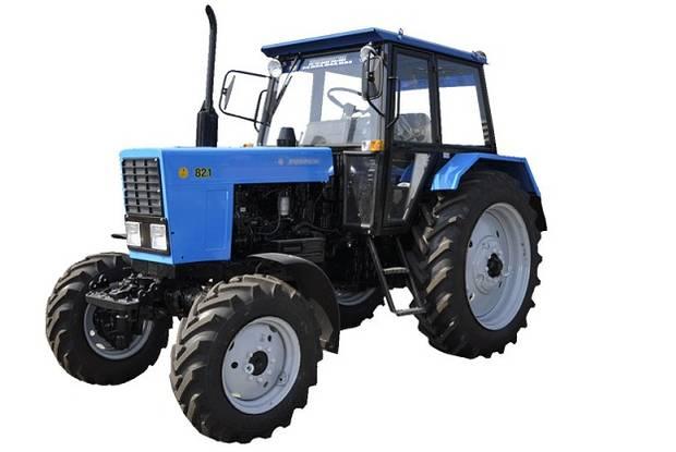 МТЗ 82.1 Білорус 1 покоління (рестайлінг) Трактор