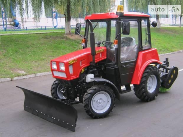 МТЗ Беларус МУ-320