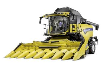New Holland CR 9.80 2018