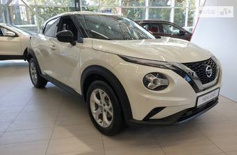 Nissan Juke 1.0 DIG-T 7DCT (114 л.с.) 2021
