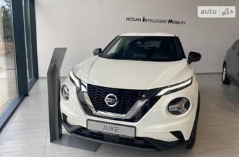 Nissan Juke 2021 N-Connecta Parking