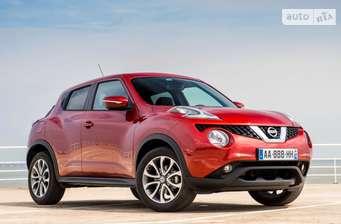 Nissan Juke FL 1.6 МТ (94 л.с.) Visia Base 2018