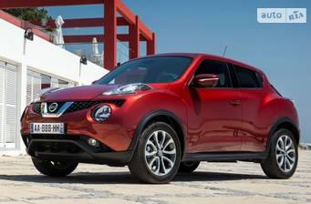 Nissan Juke 2019 Visia Base A/C