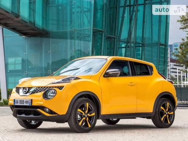 Nissan Juke XE