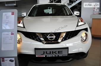 Nissan Juke FL 1.6 МТ (117 л.с.) 2018
