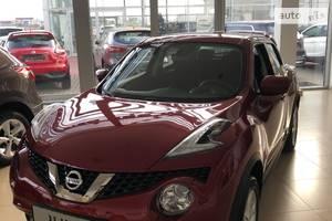 Nissan Juke FL 1.6 CVT (117 л.с.) Visia 2019