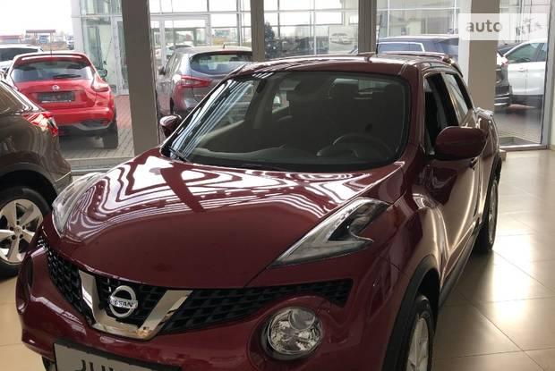 Nissan Juke Visia