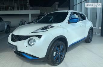 Nissan Juke 2019 Tekna Blue