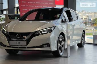 Nissan Leaf 40kWh AT (150 л.с.) 2021