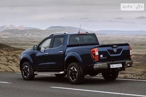 Nissan Navara 2.3 dCi MT (163 л.с.) 4WD Tekna 2019