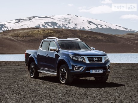 Nissan Navara 2020