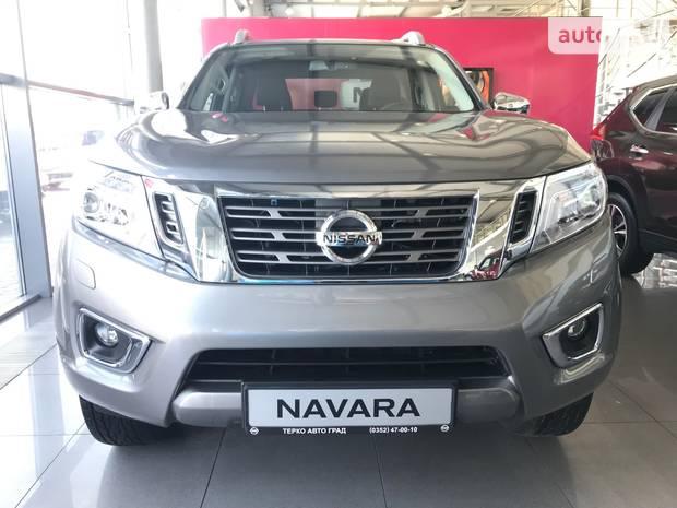 Nissan Navara Platinum