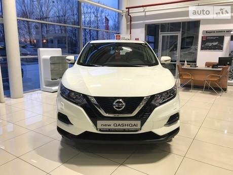 Nissan Qashqai 2020