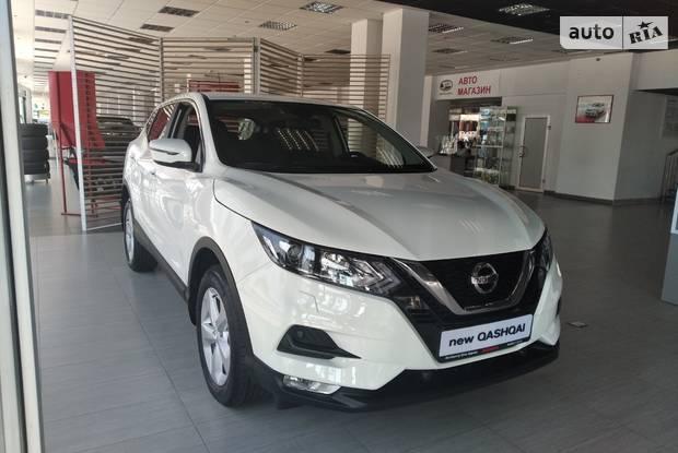Nissan Qashqai Acenta Parking