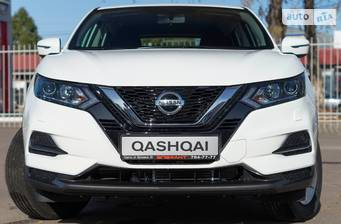 Nissan Qashqai New FL 1.2 DIG-T MT (115 л.с.) 2WD 2020