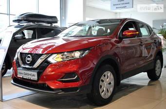 Nissan Qashqai New FL 1.2 DIG-T CVT (115 л.с.) 2WD 2020