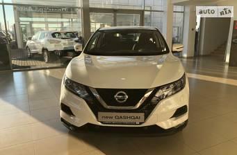 Nissan Qashqai New FL 1.6dCi MT (130 л.с.) 4WD 2020
