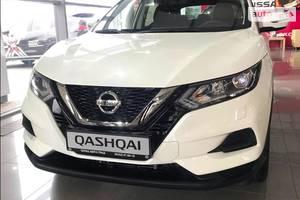 Nissan Qashqai New FL 1.6dCi CVT (130 л.с.) 2WD Visia 2020
