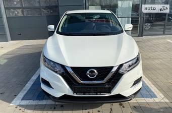 Nissan Qashqai New FL 1.2 DIG-T MT (115 л.с.) 2WD 2021