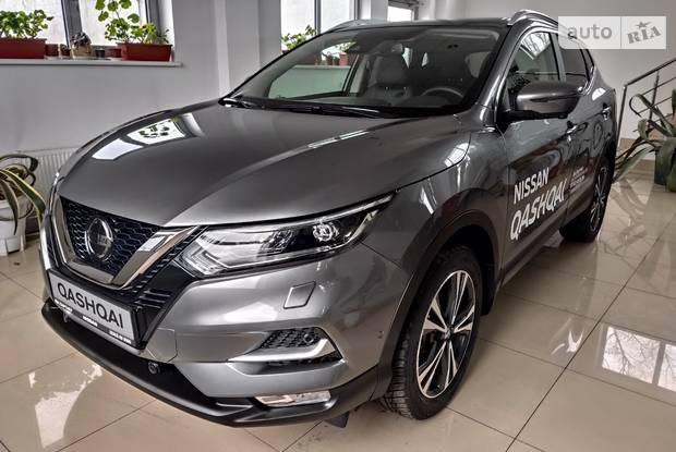 Nissan Qashqai Tekna Safety Plus