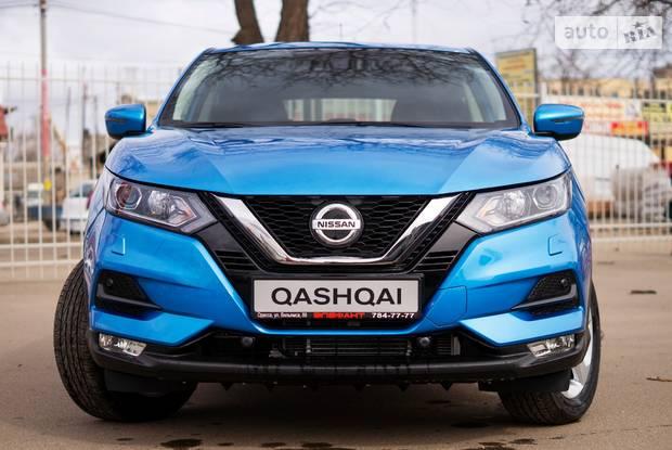 Nissan Qashqai Acenta Safety