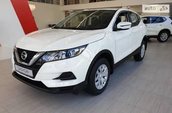 Nissan Qashqai New FL 1.2 DIG-T CVT (115 л.с.) 2WD 2021