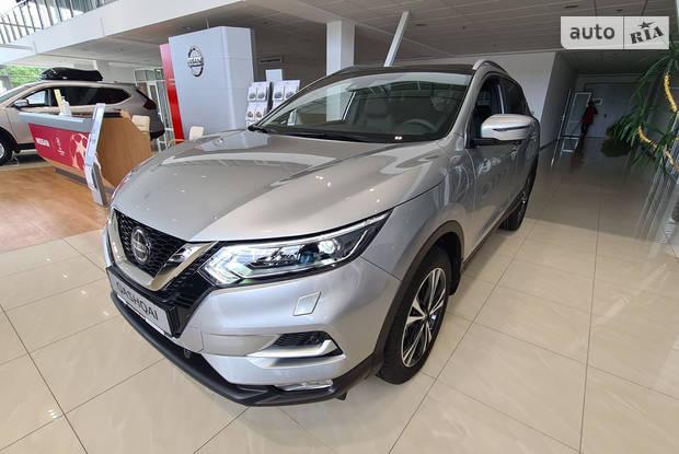 Nissan Qashqai Tekna Bose+Nappa