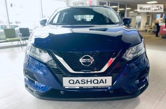 Nissan Qashqai New FL 2.0 CVT (144 л.с.) 2WD 2021