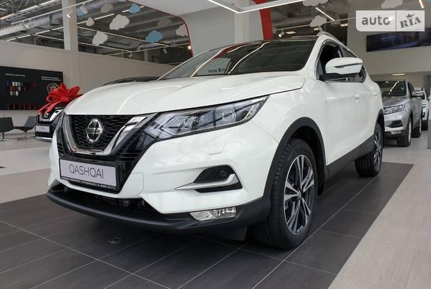 Nissan Qashqai Tekna Bose+Nappa+Safety Plus