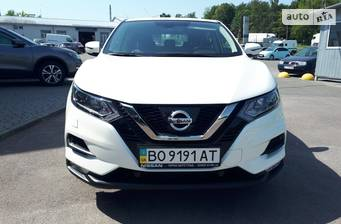 Nissan Qashqai 2018 Acenta Parking+Navi