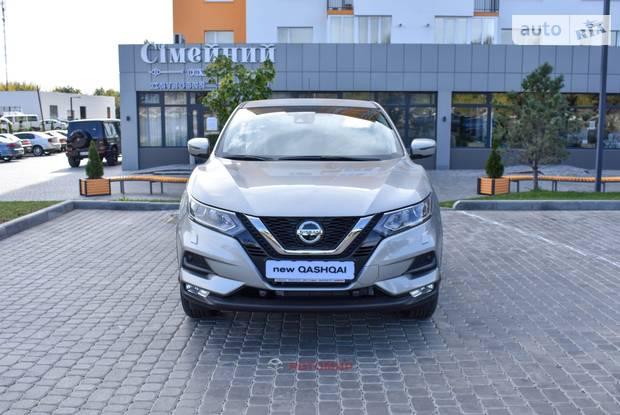 Nissan Qashqai Acenta Navi