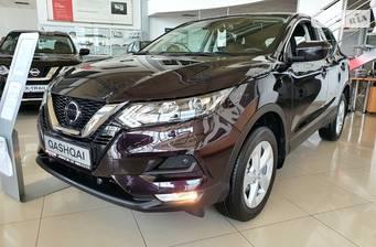 Nissan Qashqai New FL 2.0 CVT (144 л.с.) 4WD 2021