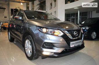 Nissan Qashqai New FL 1.6dCi CVT (130 л.с.) 2WD 2021