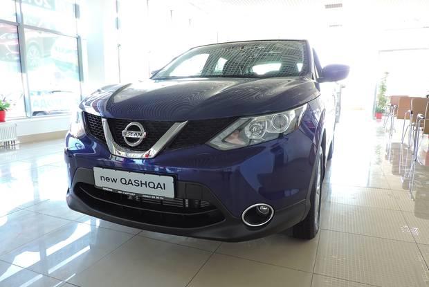 Nissan Qashqai SE+