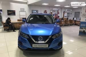 Nissan Qashqai New FL 1.6dCi CVT (130 л.с.) 2WD Acenta 2018